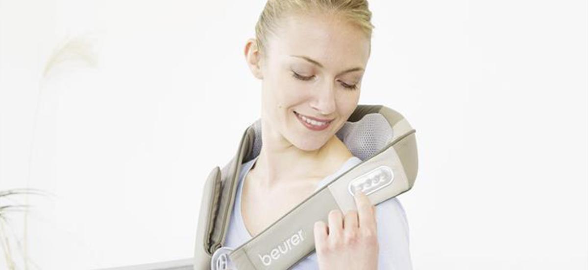 Nackmassage-apparat Bäst i test
